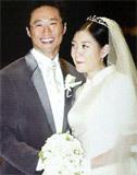 Vợ chồng Park Shin Yang.