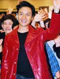 Diễn viên Trương Quốc Vinh.