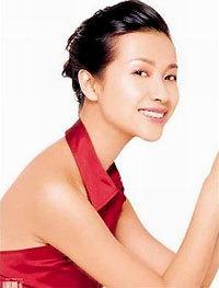 Diễn viên Từ Tịnh Lôi.