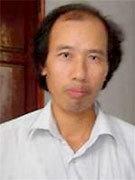Nhà văn Tạ Duy Anh.