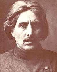 Nhà văn Maxim Gorky.