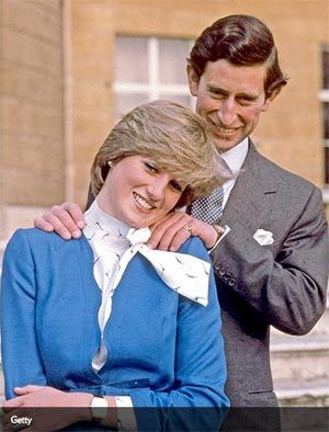 Bức ảnh đầu tiên của đôi uyên ương hoàng gia.