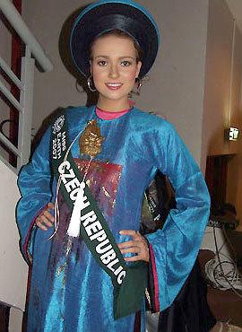 Miss Czech.