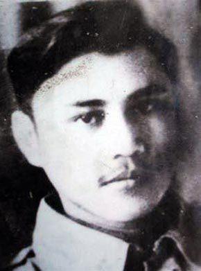 Nhà thơ Quang Dũng.