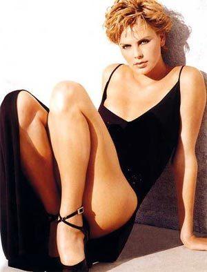 Diễn viên Charlize Theron. Ảnh: