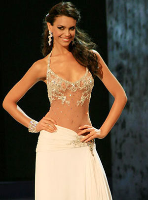 Miss Mexico.