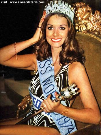 Miss vWorld 1973. Ảnh: