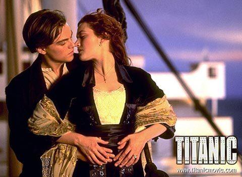 Chàng Jack và nàng Rose của