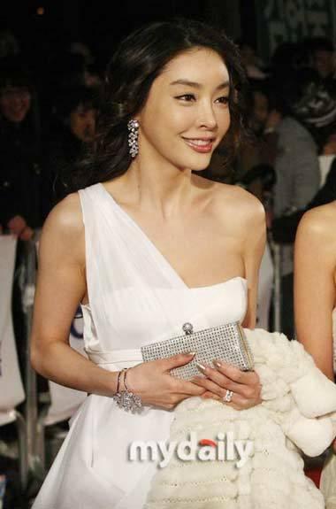 Nữ diễn viên Jang Ja Yun. Ảnh: