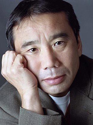 Nhà văn Haruki Murakami. Ảnh: AFP.