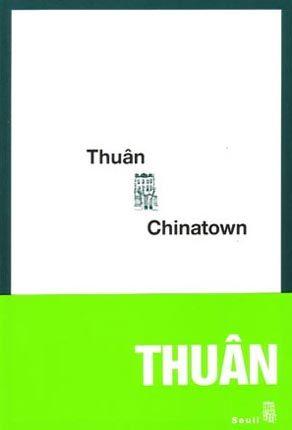 Trang bìa cuốn Chinatown bản tiếng Pháp.
