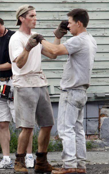 Christian Bale và Mark Wahlberg