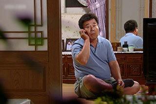 Nhân vật trung tâm, ông bố Na Il Seok.