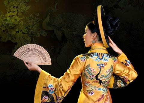 Sự rút vai đột ngột của người đẹp Dương Trương Thiên Lý gây khó khăn không ít cho đoàn phim. Ảnh: Dương Quốc Định.