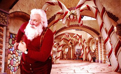 Tim Allen trong vai Ông già Noel.