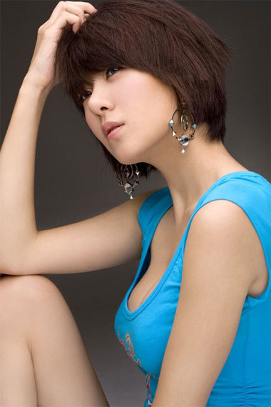 Siêu mẫu Lee Pa Ni. Ảnh: Kpoptv.