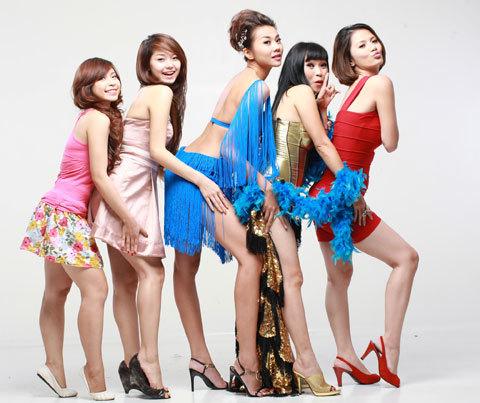 Dàn diễn viên nữ đẹp góp phần làm nên thành công của