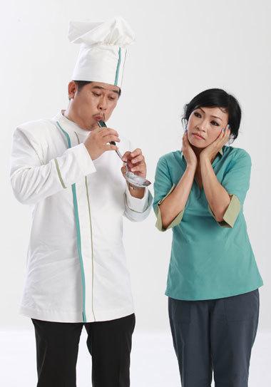 Phước Sang vào vai anh chàng có tình yêu thầm kín với Phương Cam suốt mười mấy năm trời.
