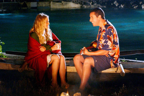 Adam Sandler và Drew Barrymore trong