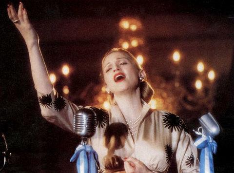Madonna hát