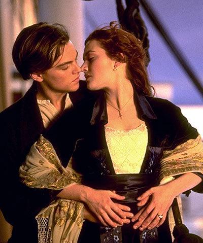 Nụ hôn huyền thoại trong bộ phim