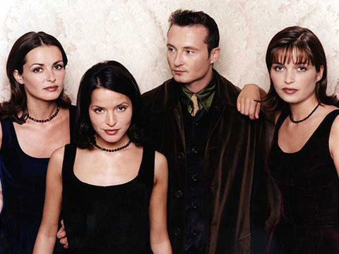 Ban nhạc gia đình The Corrs.