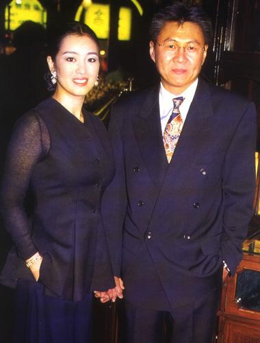 Củng Lợi khẳng định cuộc hôn nhân của cô và doanh nhân Huỳnh Hoa Tường đã kết thúc. Ảnh: