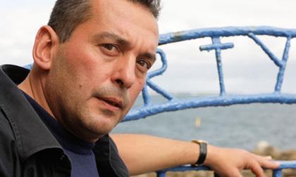 Nhà văn Christos Tsiolkas.