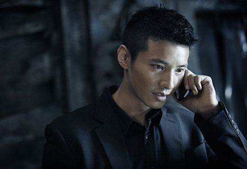 Won Bin trong vai sát thủ Tae Sik.