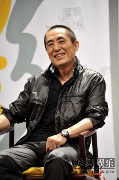 Nụ cười chiến thắng của Trương Nghệ Mưu. Ảnh: