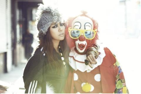 Lee Hyori H Hogic