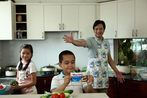 Diễn viên Phan Anh