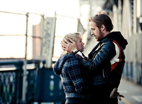 Michelle Williams và Ryan Gosling trong phim 'Blue Valentine'. Ảnh: The Weinstein Company.