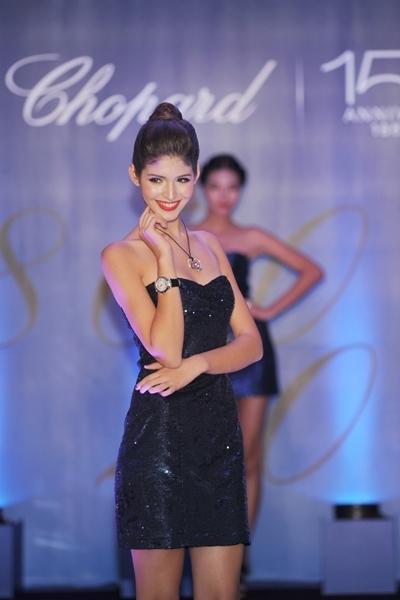 Người mẫu Andraya.