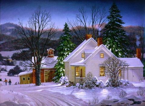 Một mùa Giáng sinh mới lại về.