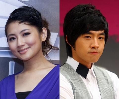 Selina Ren và Du Hạo Minh. Ảnh: yellowcranestowe.