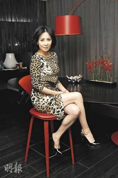 Nữ diễn viên Lưu Gia Linh.