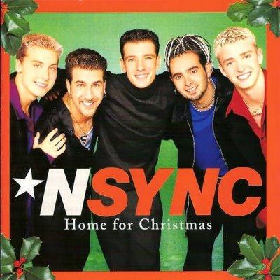 Album 'Home For Christmas' của nhóm N'Sync.
