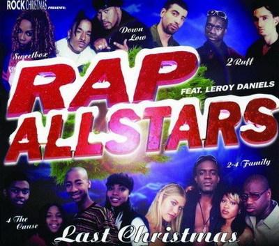 Rap All Stars bao gồm rất nhiều nghệ sĩ hip hop đến từ châu Âu.