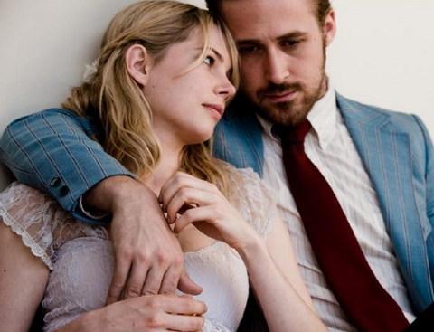 Michelle Williams và Ryan Gosling là hai diễn viên chính trong 'Blue Valentine'. Ảnh: Weinstein.