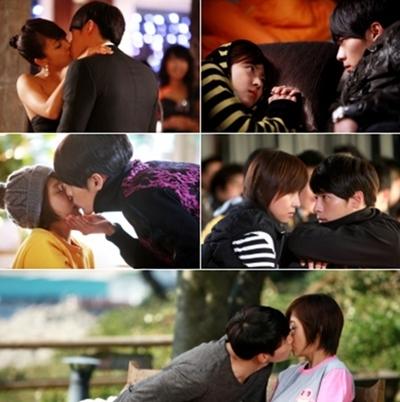 Hyun Bin và Ha Ji Won diễn khá nhiều cảnh hôn trong