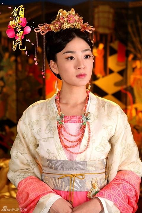 Hồng Tiểu Linh (Hong Xiao Ling) vai Mã Tương Vân.