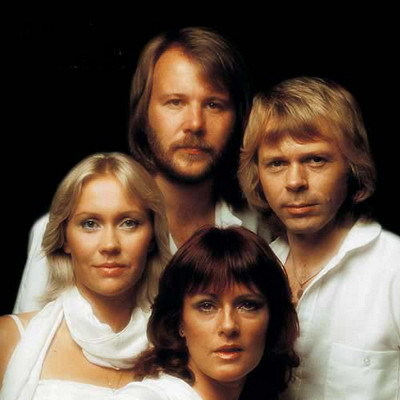 Nhóm nhạc huyền thoại ABBA.
