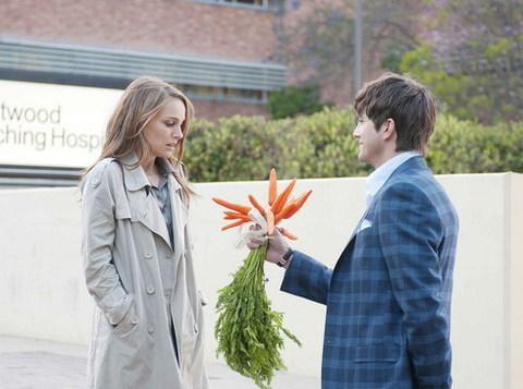 Natalie Portman và Ashton Kutcher trong