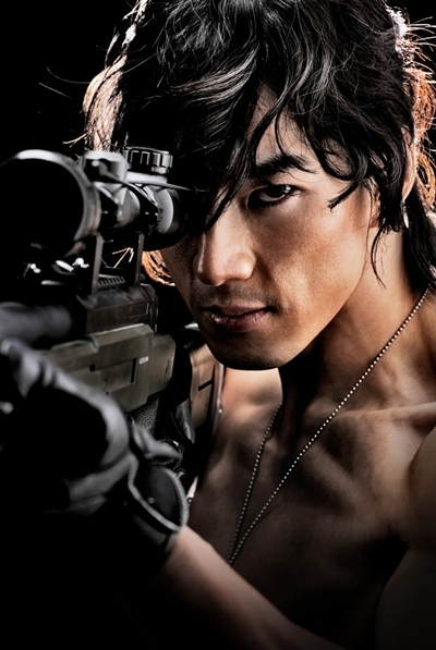 Song Il Gook quyến rũ trong vai sát thủ.