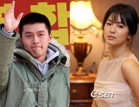 Một trong những mối tình đẹp nhất lãng giải trí Hàn đã tan vỡ. Ảnh: Osen.