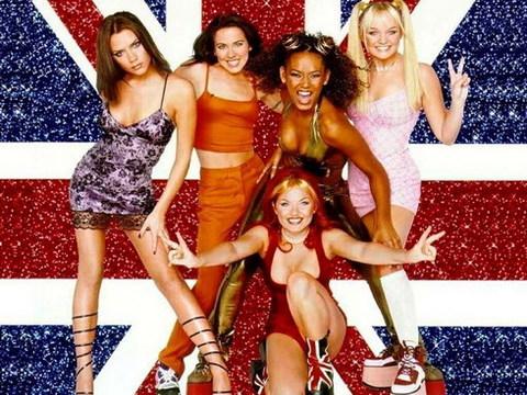Nhóm nhạc nổi tiếng một thời - Spice Girls.
