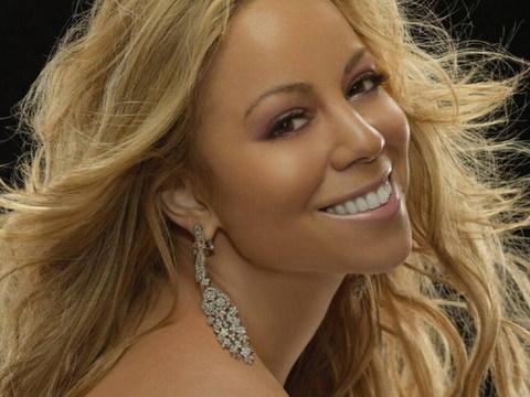 Ca sĩ Mariah Carey.