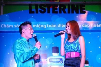 Không chỉ thể hiện khả năng ca hát, Thanh Hằng cònnhiệt tình chia sẻ về bí quyết chăm sóc cho sắc đẹp và sức khỏe.