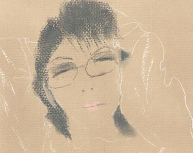 Dao Ánh qua nét vẽ của nhạc sĩ Trịnh Công Sơn.